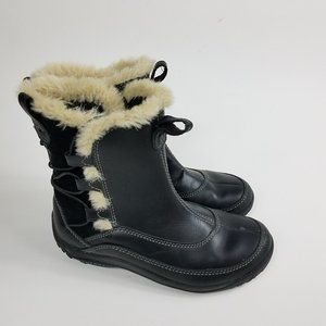 Merrell Penza 7.5 Waterproof Leather Winter Boots